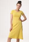 Żółta Sukienka Assistance