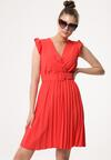 Czerwona Sukienka Blot