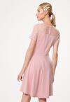 Różowa Sukienka Former