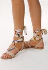 Beżowe Sandały Predilection