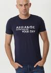 Granatowa Koszulka Arrange