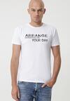 Biała Koszulka Arrange