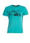 Zielona Koszulka Reticence