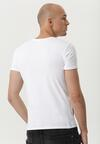 Biała Koszulka Get Loud