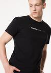 Czarna Koszulka Participating
