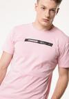 Różowa Koszulka Participating