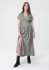 Zielona Sukienka Pother