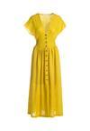 Żółta Sukienka Pother
