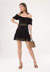Czarna Sukienka European