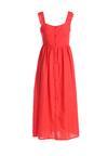 Koralowa Sukienka Transnational