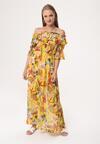 Żółta Sukienka Proven