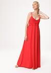 Czerwona Sukienka Relies