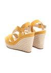 Żółte Sandały Foment
