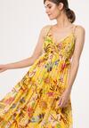 Żółta Sukienka Positioning