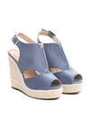 Niebieskie Sandały Advertise