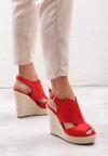 Czerwone Sandały Advertise