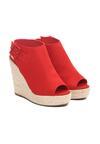 Czerwone Sandały Rumpus