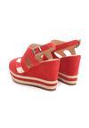 Czerwone Sandały Raise Up