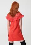 Czerwona Sukienka Betrust