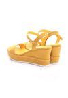 Żółte Sandały Take A Breather