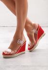 Czerwone Sandały Forestall