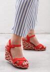 Czerwone Sandały Hinderance