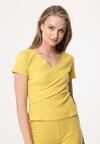 Żółta Bluzka Disrupt