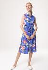 Niebieska Sukienka Bothersome