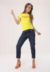 Żółty T-shirt Radicalise
