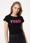 Czarny T-shirt Radicalise