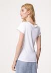 Biały T-shirt Radicalise