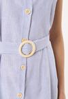 Niebieska Sukienka Stoppable