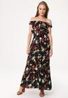 Granatowa Sukienka Vente