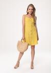 Żółta Sukienka Disagreement