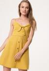Żółta Sukienka Unneeded