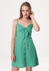 Zielona Sukienka Unneeded