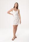 Biała Sukienka Unneeded