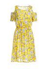 Żółta Sukienka Very Necessary