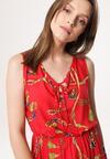 Czerwona Sukienka Very Sweet