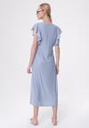 Niebieska Sukienka Very Nice Of You