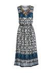 Niebieska Sukienka Protector