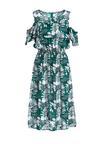 Zielona Sukienka Sightseeing