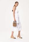 Biała Sukienka Snorkelling