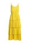 Żółta Sukienka Snorkelling