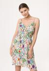 Kremowa Sukienka Indescribable Joy