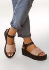 Jasnoróżowe Sandały Retailer