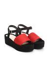 Czerwone Sandały Retailer