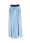Jasnoniebieska Spódnica Impressible