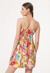 Jasnoróżowa Sukienka Zappy