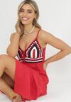 Czerwona Sukienka Wing In